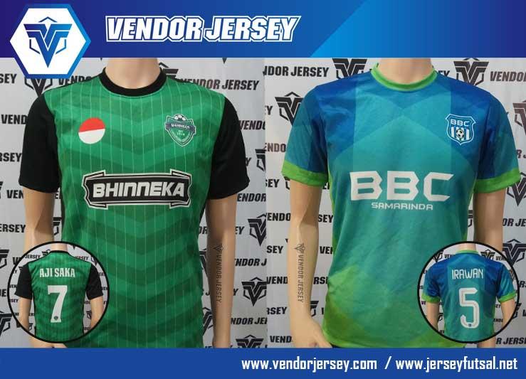 Buat Jersey Bola Kaos Futsal di Tangerang