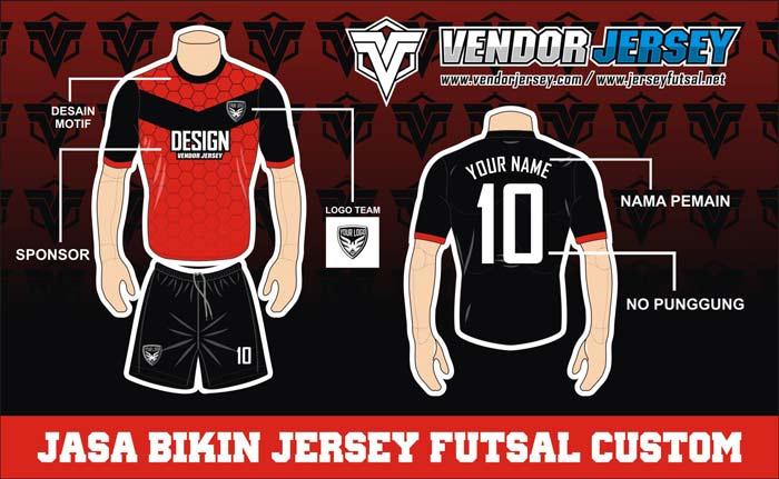 Buat Jersey Kaos Futsal Wilayah Cirebon
