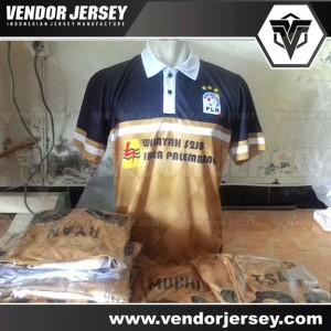 Pembuatan Jersey Futsal Tim PLN Palembang