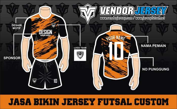 Bikin Jersey Kaos Futsal Di Wilayah Bogor