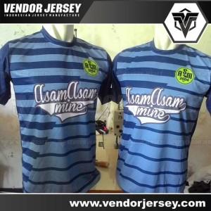 Pembuatan Jersey Full Print Untuk Team Futsal