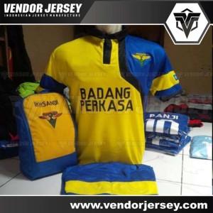 Buat Kaos Futsal Badang Perkasa Pesanan Dari Riau
