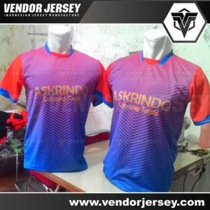 Pembuatan Kostum Futsal Askrindo