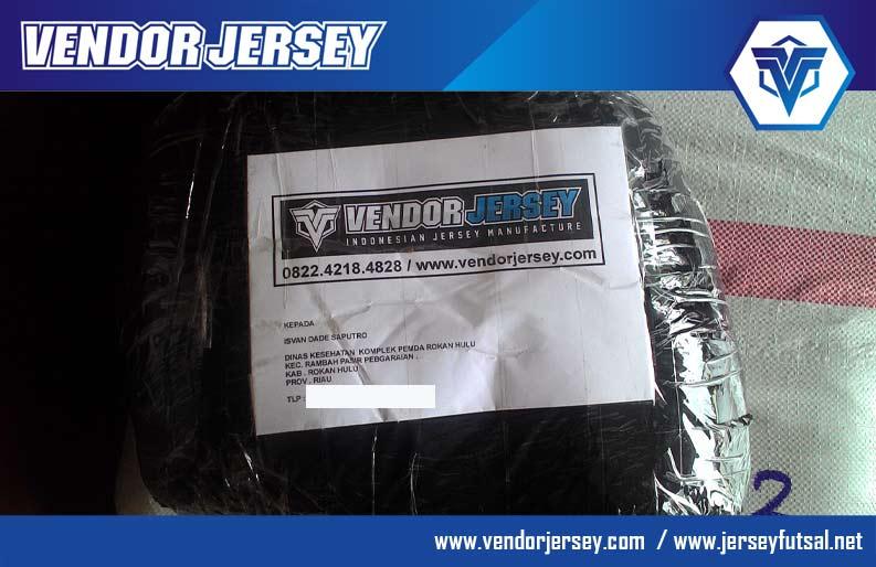 Pengiriman Jersey Futsal | Vendor Jersey