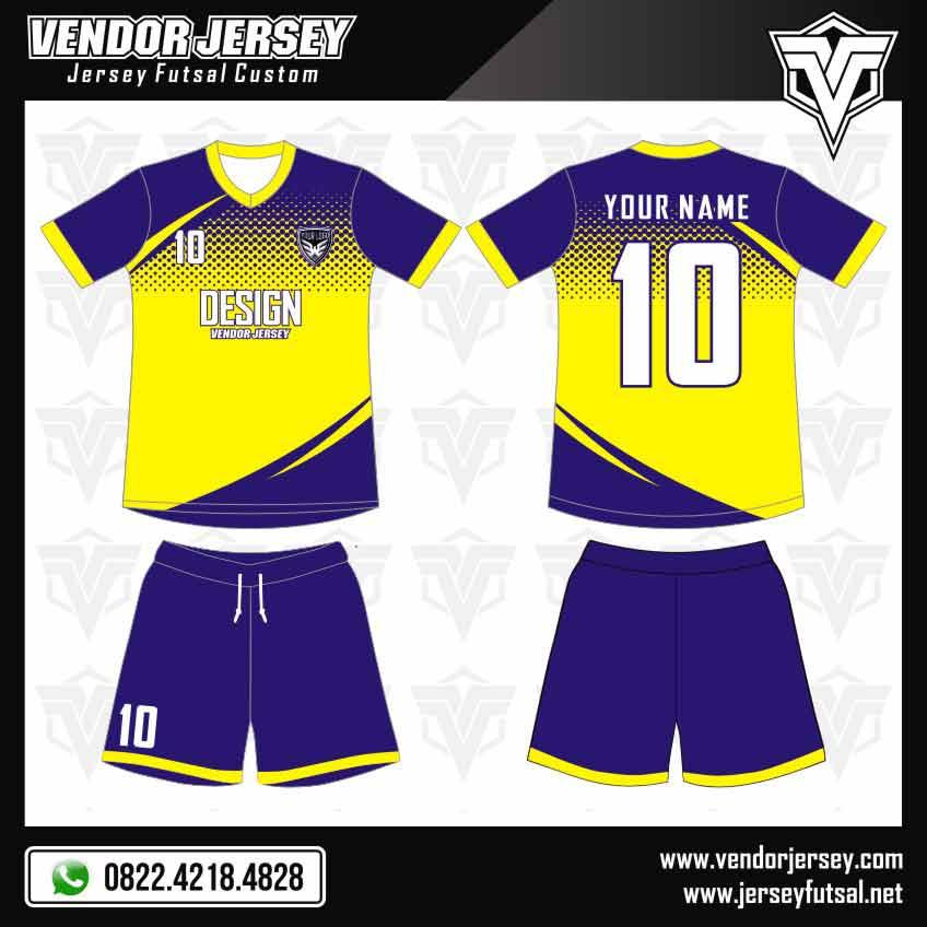 Desain Kostum Futsal - Fantastic 4 | Vendor Jersey