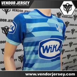 Order Pembuatan Baju Futsal Pesanan PT Wika