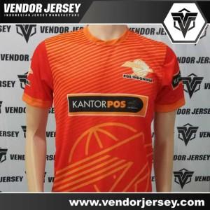 Produksi Bikin Jersey Kostum Futsal Kantor Pos