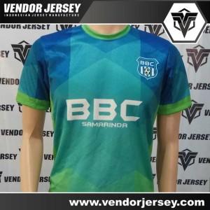 Produksi Bikin Kaos Futsal BBC Samarinda