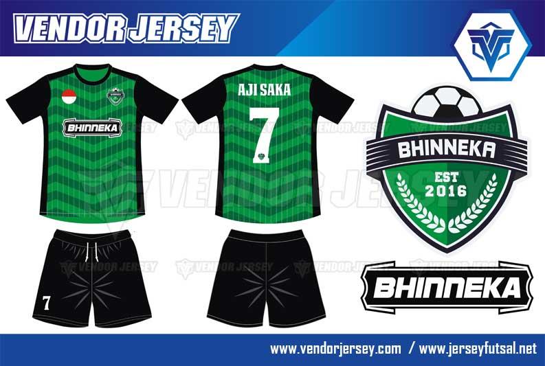 desain Baju Bola Futsal Dari Jakarta