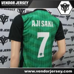 Pesanan Baju Bola Futsal Bhinneka FC Dari Jakarta