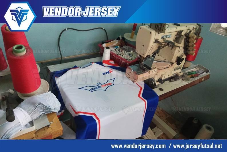 Bikin Jersey Futsal Untuk Perusahaan
