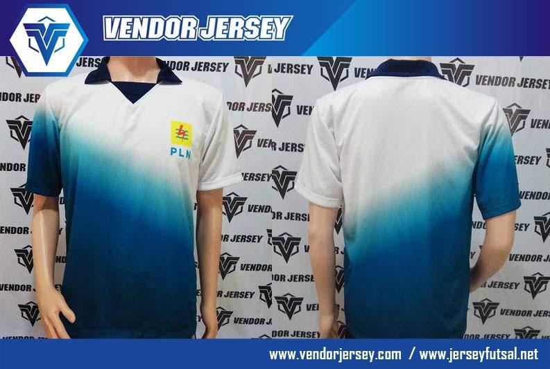 Pesanan Pembuatan Baju Olahraga PT PLN