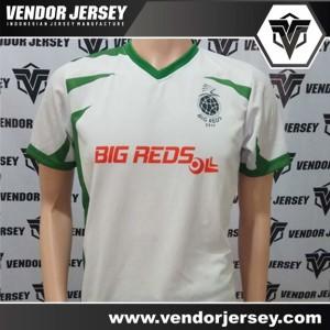 Pembuatan Jersey Bola / Futsal Karyawan Pabrik Toyota