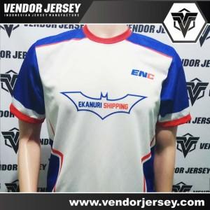 Pesanan Bikin Jersey Futsal Untuk Perusahaan ENC