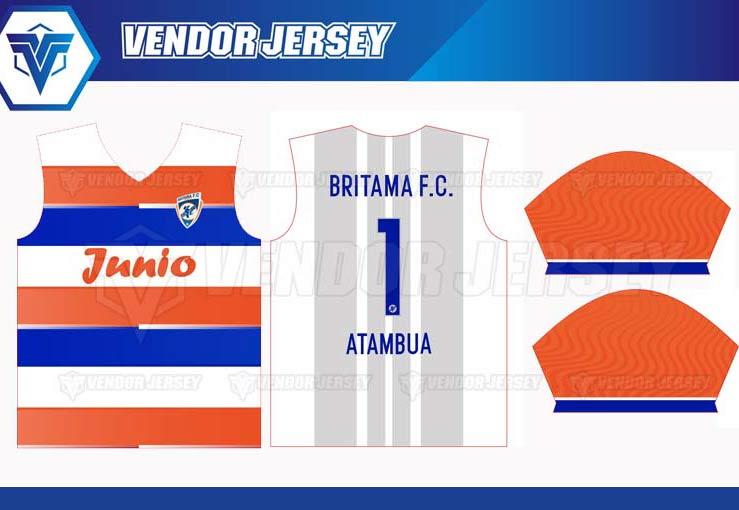 Bikin Jersey Futsal Bank BRI Atambua PrintingBikin Jersey Futsal Bank BRI Atambua Printing