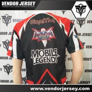 Produksi Pembuatan Jersey / Kaos Game Mobile Legends