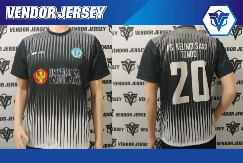 buat Baju Futsal Pesanan Dari Universitas Tadulako Palu Sulawesi Tengah