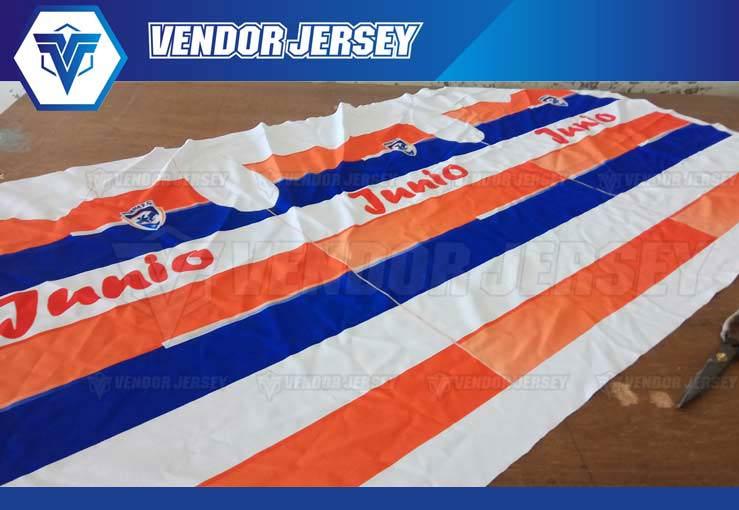 jasa Bikin Jersey Futsal Bank BRI Atambua Printing