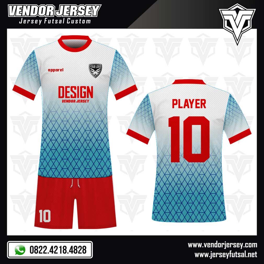 Desain Baju Bola Futsal Code Genjang Bikin Penampilanmu Tambah Kece