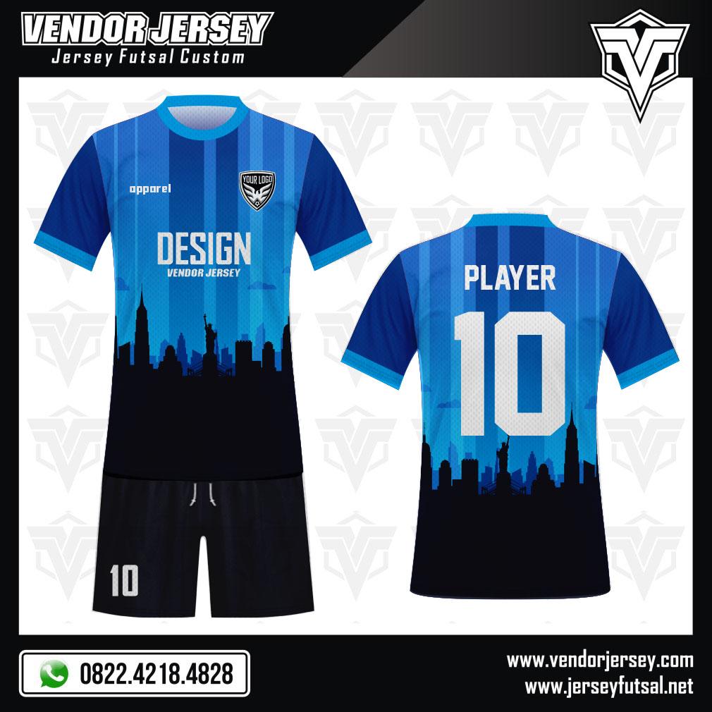Dengan Desain Jersey Sepakbola Code York Nuansa Urban
