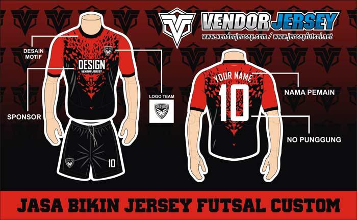 Bikin Baju Desain Sendiri Futsal & Sepakbola Harga Murah Kualitas Terbaik