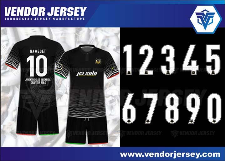 Bikin baju futsal printing desain sendiri
