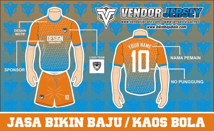 Desain Baju Futsal Online Cetak Printing Yang Berkualitas