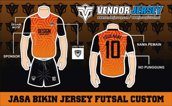Desain Baju Futsal Sendiri Yang Paling Terpercaya