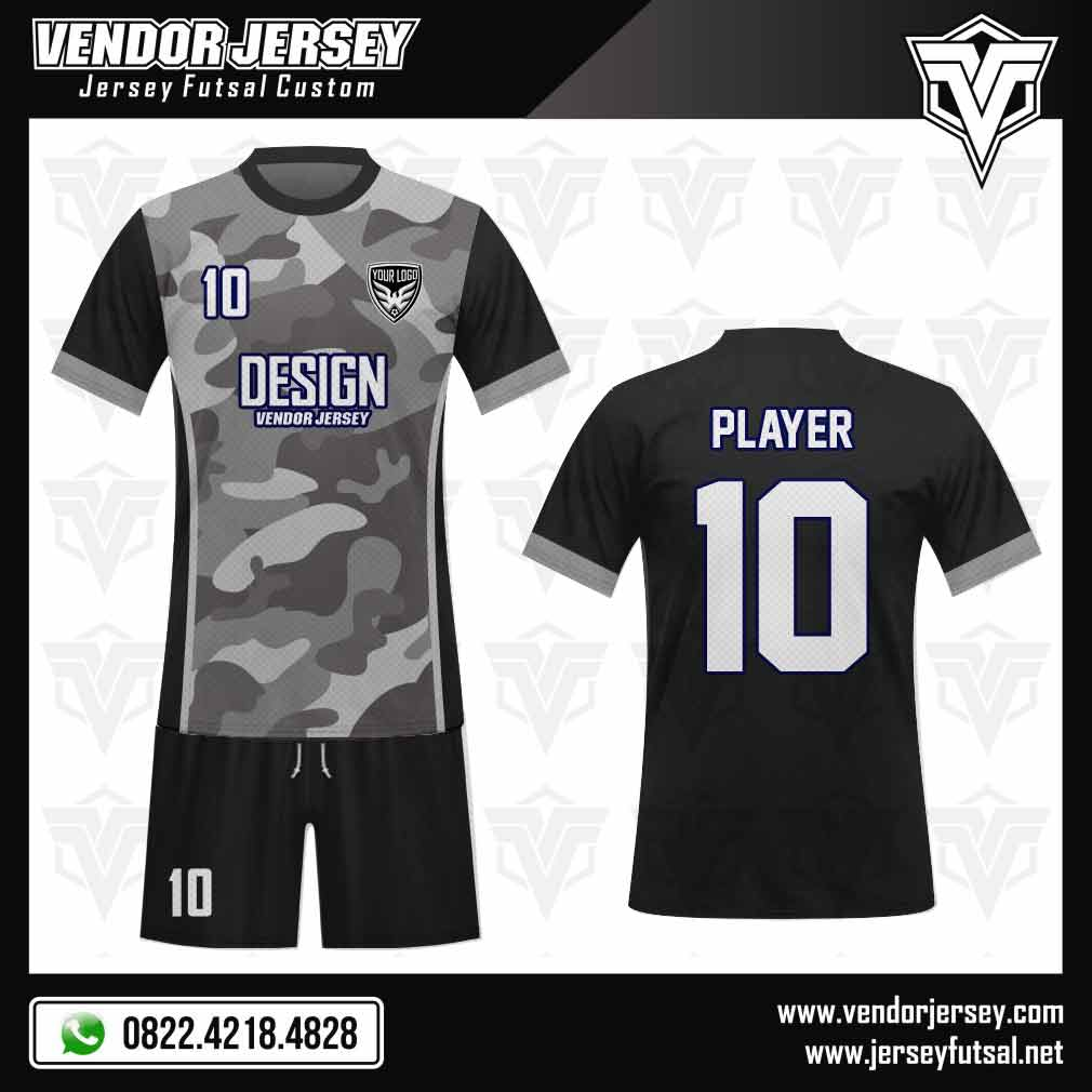 Katalog Desain Baju Futsal / Sepakbola 7