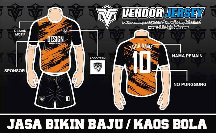 Grosir Baju Futsal Murah Desain Custom
