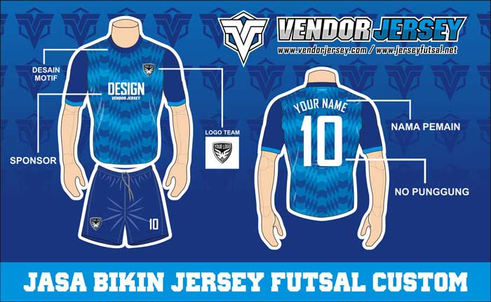 Kelebihan Desain Kaos Futsal Keren