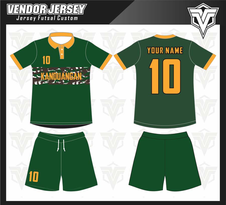 jasa Desain kostum sepakbola terbaru