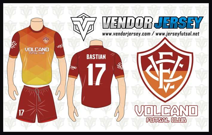 jasa Pembuatan Jersey Futsal Desain Sendiri murah