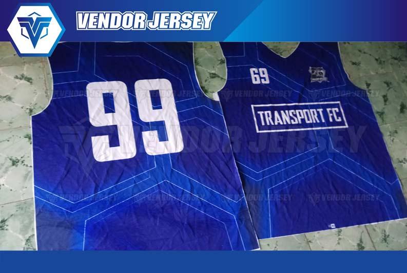 pembuatan jersey futsal desain sendiri