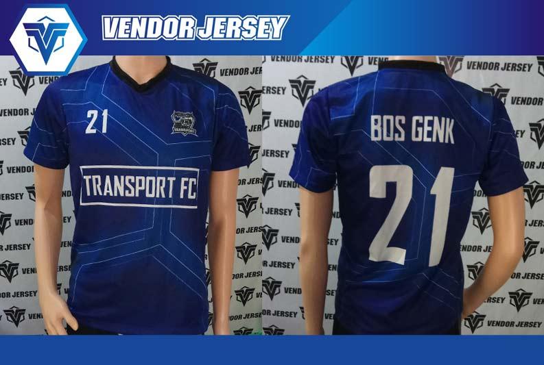 vendor jersey futsal desain sendiri