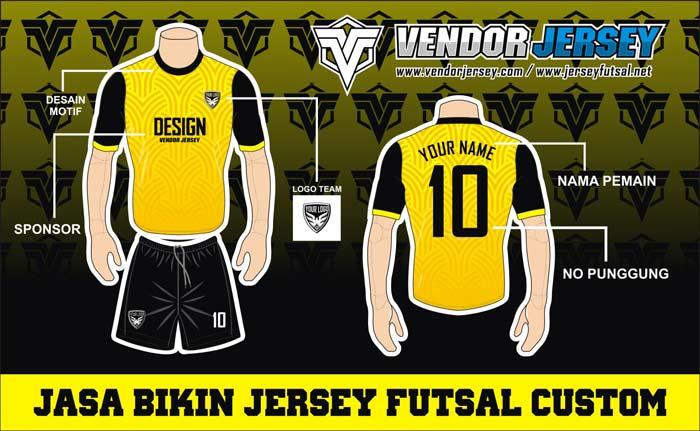 Aplikasi Desain Baju Futsal