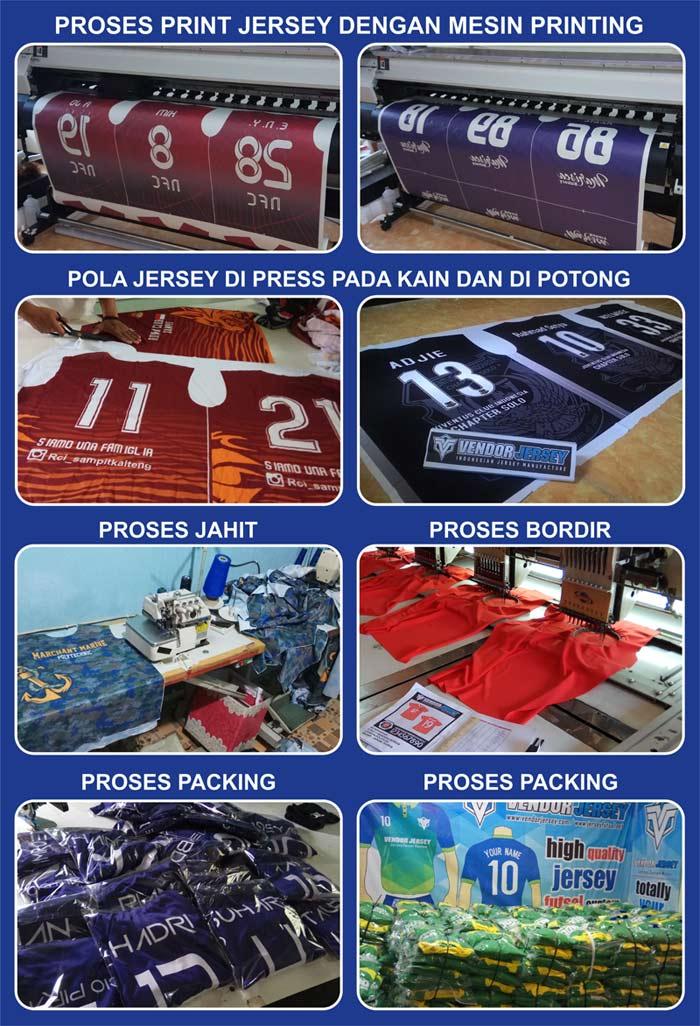jasa bikin jersey futsal printing paling murah