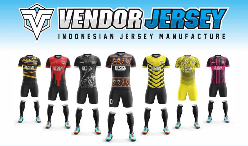 jasa pembuatan kaos jersey futsal murah