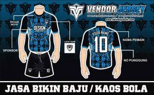 Desain Baju Futsal Terbaik