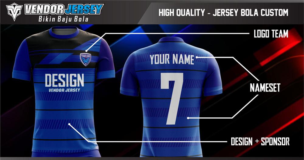 Bikin Jersey Futsal Desain Sendiri